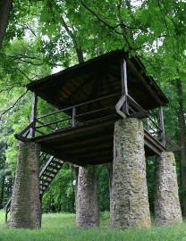 154 Bezručova vyhlídka u Hradce nad Moravicí