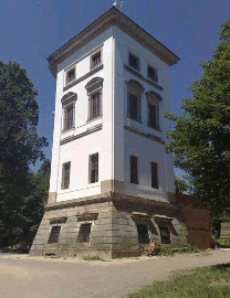 224 Věž zámku Nový Zámek u Lanškrouna