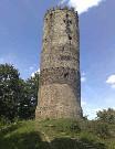 230 Věž hradu Šelmberk