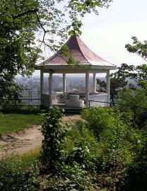 249 Altán na vrchu Hostibejk v Kralupech nad Vltavou