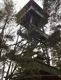 263 Aussichtsturm am Schwarzenberg