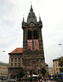 281 Jindřišská věž