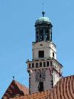 285 Věž kostela sv. Jakuba Většího v Prachaticích
