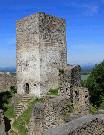 315 Věž hradu Choustník