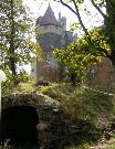 316 Věž hradu Doubravka