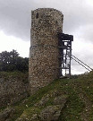 326 Věž hradu Helfenburk