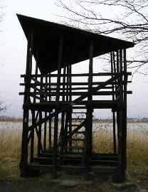 341 Ornitologická pozorovatelna Mlýnský rybník u Lednice