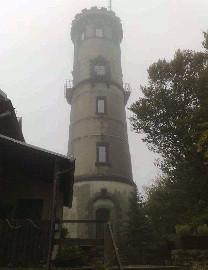349 Hochwald-Turmbaude (Hvozd)