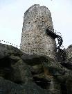 357 Věž hradu Frýdštejn