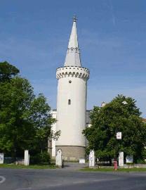 371 Věž zámku Bor