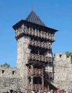 382 Věž hradu Helfštýn