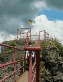383 Vyhlídka hradu Tolštejn