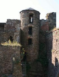 385 Věž hradu Hasištejn