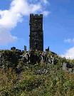 386 Věž Bílá hradu Hazmburk