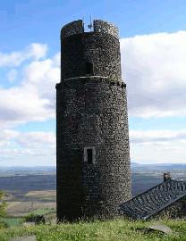 387 Věž Černá hradu Hazmburk