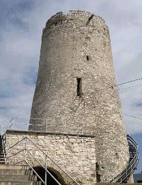 402 Věž Spišského hradu