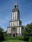 415 Věž kostela sv. Hedviky v Opavě