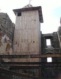 46 Věž hradu Kamenice