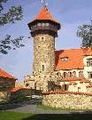 48 Věž hradu Hněvín