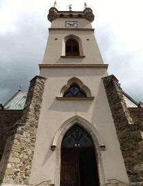 512 Vyhlídková věž kostela sv. Mikuláše