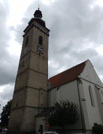534 Městská věž Soběslav